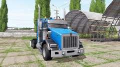 Kenworth T800 for Farming Simulator 2017
