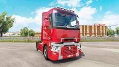 Renault T 480 v4.0 for Euro Truck Simulator 2