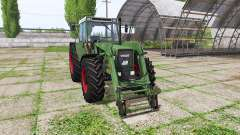 Fendt Favorit 611 LSA Turbomatik E for Farming Simulator 2017