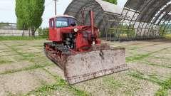 DT 75M Kazakhstan v1.1 for Farming Simulator 2017