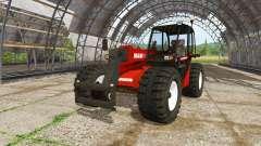 Manitou MLT 731 Turbo for Farming Simulator 2017