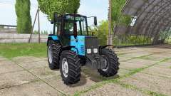 Belarus MTZ 892.2 v2.0 for Farming Simulator 2017