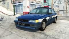 Ibishu Pessima poland police for BeamNG Drive