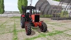 Belarus MTZ 80.1 for Farming Simulator 2017