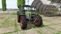 Fendt Favorit 924 for Farming Simulator 2017
