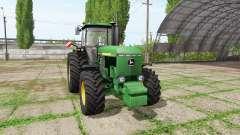 John Deere 4755 v2.1 for Farming Simulator 2017