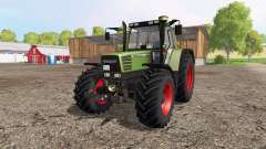 Fendt Favorit 515C Turbomatik for Farming Simulator 2015
