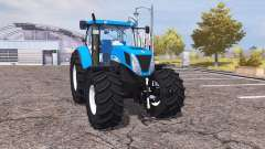 New Holland T7030 v2.0 for Farming Simulator 2013