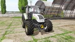 Steyr Multi 4095 multicolor for Farming Simulator 2017