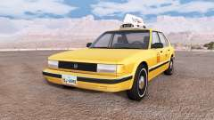 ETK I-Series taxi v0.5 for BeamNG Drive