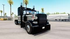 Black Magic skin for the truck Peterbilt 389 for American Truck Simulator