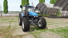 New Holland TS115 v1.0.0.1 for Farming Simulator 2017