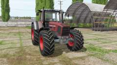Fendt Favorit 822 v3.0 for Farming Simulator 2017