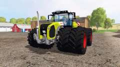 CLAAS Xerion 5000 for Farming Simulator 2015