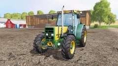 Buhrer 6135A front loader