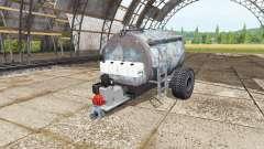 The VUO 3A v1.1 for Farming Simulator 2017