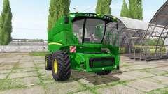 John Deere S650 for Farming Simulator 2017