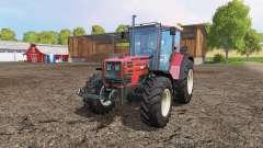 Same Laser 90 Turbo front loader for Farming Simulator 2015