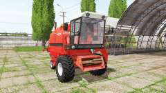 Bizon 5058 for Farming Simulator 2017
