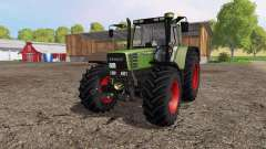 Fendt Favorit 515C front loader for Farming Simulator 2015