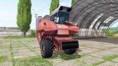 SK 6 Kolos v1.3 for Farming Simulator 2017