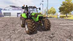 Deutz-Fahr Agrotron 630 TTV v2.0 for Farming Simulator 2013