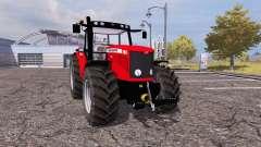 Massey Ferguson 6480 v3.0 for Farming Simulator 2013