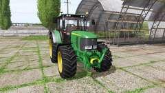 John Deere 6920S for Farming Simulator 2017