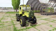 Mercedes-Benz Trac 800 v2.3 for Farming Simulator 2017