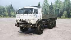 KamAZ 43102 for MudRunner