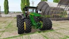 John Deere 6230R v4.0 for Farming Simulator 2017