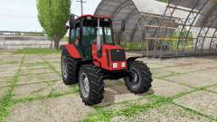 Belarus 826 v2.0 for Farming Simulator 2017