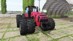 Belarus 4522 v2.2 for Farming Simulator 2017