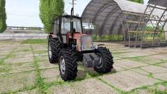 MTZ-1221 Belarus for Farming Simulator 2017