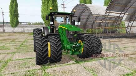 John Deere 6250R v4.0 for Farming Simulator 2017