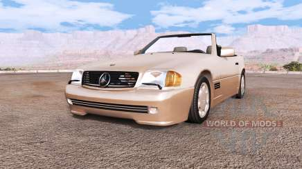Mercedes-Benz 500 SL (R129) for BeamNG Drive