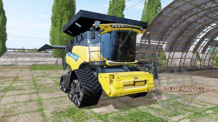 New Holland CR10.90 v2.0 for Farming Simulator 2017