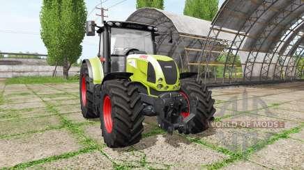 CLAAS Arion 630 v3.0 for Farming Simulator 2017