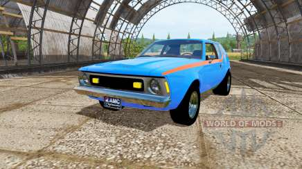 AMC Gremlin 1973 for Farming Simulator 2017