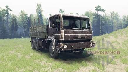 BM-23 for Spin Tires