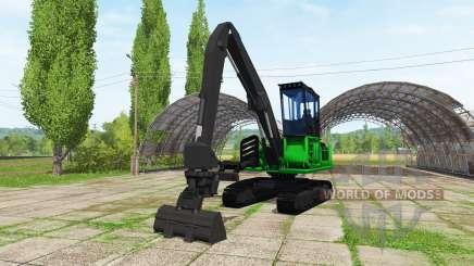 Shovel scoop loader for Farming Simulator 2017