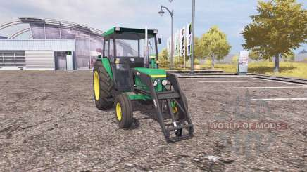 John Deere 1630 for Farming Simulator 2013