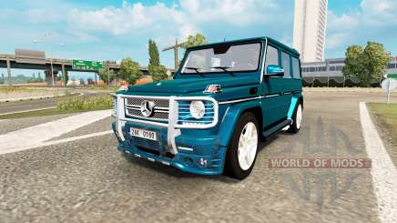 Mercedes-Benz G 65 AMG (W463) for Euro Truck Simulator 2