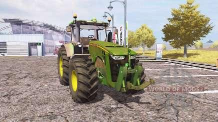 John Deere 8335R for Farming Simulator 2013