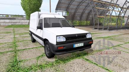 Renault Express for Farming Simulator 2017