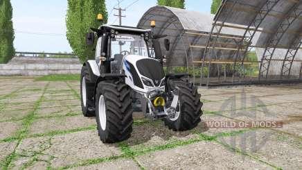 Valtra N174 suomi 100 for Farming Simulator 2017