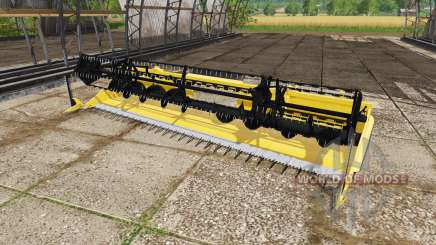 Geringhoff Harvest Star HV660 pack for Farming Simulator 2017