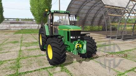 John Deere 7610 for Farming Simulator 2017