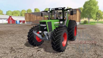 Fendt Favorit 926 for Farming Simulator 2015