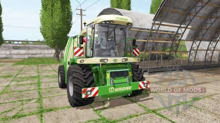 Krone BiG X 750 for Farming Simulator 2017